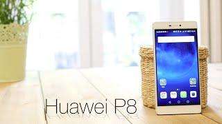 Huawei P8, análisis