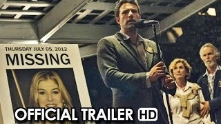 Gone Girl Official Trailer #2 (2014) HD