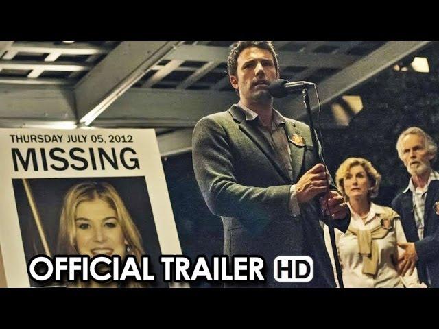 Gone Girl - Official Trailer #2 (2014) HD