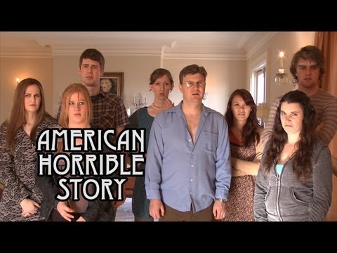 Perfect recreation of American Horror Story! Absolutely hysterical!,