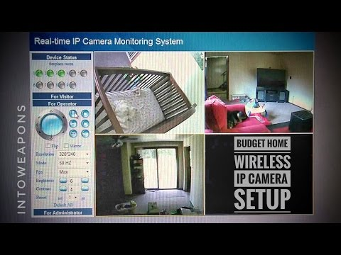 0 Home Security: Foscam FI8910W Wireless IP Camera