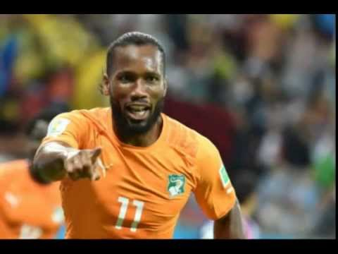 Ivory Coast vs Japan (2-1) Fifa World Cup 2014 Brazil [Group C] HD Slideshow 14/June/2014