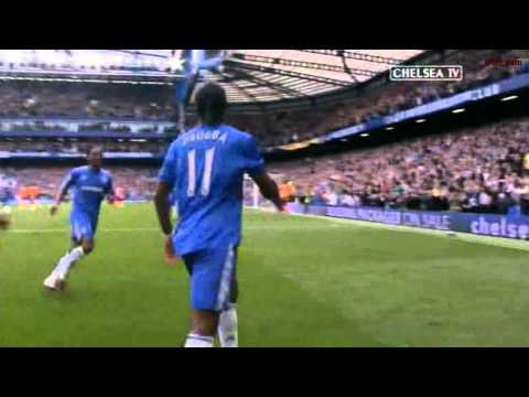 Chelsea vs. Wigan 8:0 2010,