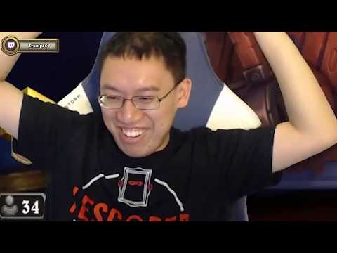 Funny And Lucky Moments - Hearthstone  Ep.1