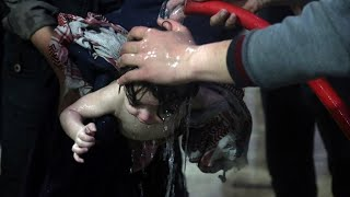 U.S. and allies planning response to alleged chemical weapons attack in Syria