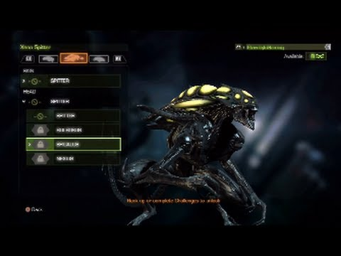 hqdefault jpgXenomorph Types Aliens Colonial Marines