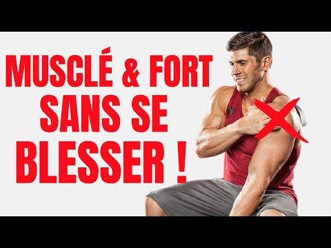 Comment Devenir MUSCLÉ & FORT SANS SE BLESSER !