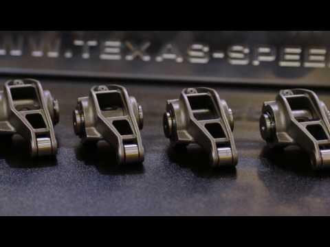 PRI 2016: Texas Speed & Performance Rocks Your LS Valvetrain