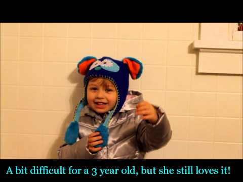 Flipeez Playful Puppy Hat Review