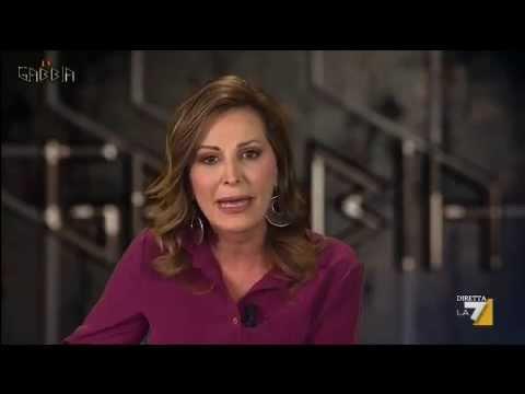 La gabbia – SCONTRO TRAVAGLIO – SANTANCHÈ TRA OFFESE PERSONALI E COLPI BASSI – parte 2 (11/09/2013)