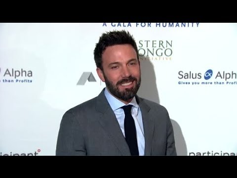 Ben Affleck Accused of Counting Cards in Vegas