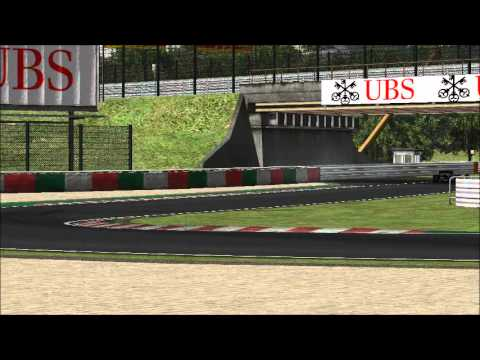 HDR F1 Cup III  Japan Test rFactor