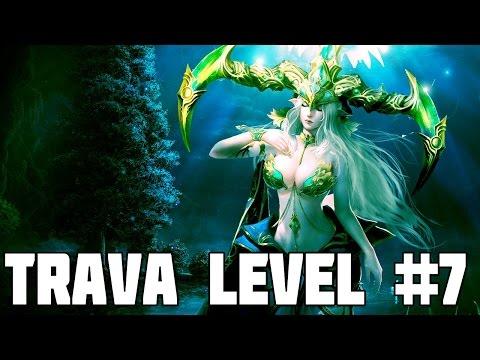 Trava level #7 TioLaG BURRO, Hades azul