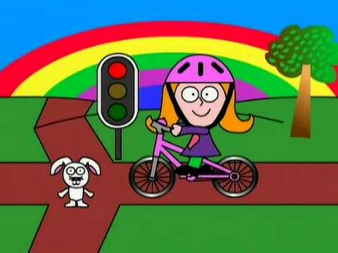 Gracie Lou - I ride my little bicycle