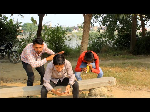Top Funny Comedy videos 2019 || Try not to Laugh || Totally tips - Nilokheri boys
