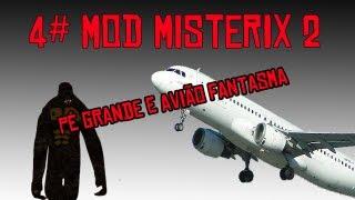 Terror No GTA San Andreas Mod Misterix 2 Pé Grande E