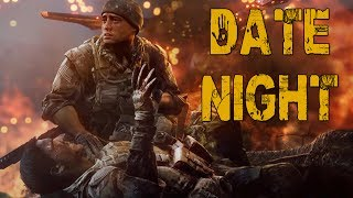DATE NIGHT w/ Goldy & Ally #1 (Battlefield 4 Launch Gameplay)