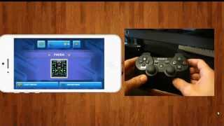 Controllers for All Juega en tu iphone o Ipad con el mando de PS3 IOs7