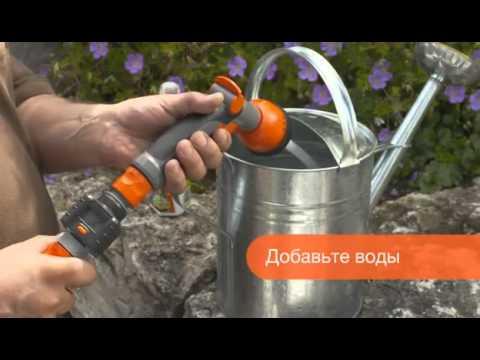 Как удобрять растения используя
