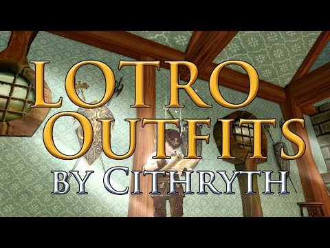 LOTRO Outfits: Mathom Society Record Keeper