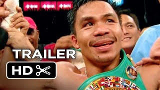 Manny Official Trailer 2 (2014) - Manny Pacquiao Documentary HD