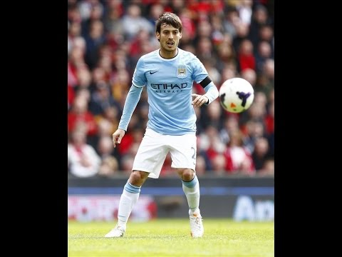 David Silva: Season review 2013/14 - Goals, Assists, Passes & Skills.