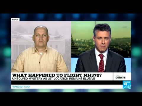 What happened to Flight MH370? (Part 1) - #F24Debate