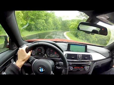 2015 BMW M4 Coupe (Manual) - WR TV POV Test Drive