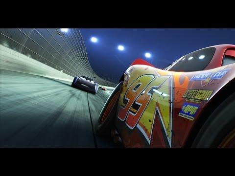 Autá 3 - trailer na kino rozprávku