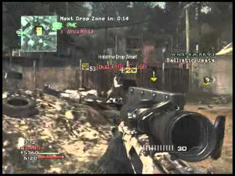 blacK_wzRd - MW3 Game Clip -9ETK_gz9YGE