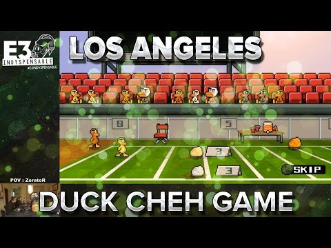 Los Angeles #9 : DUCK CHEH GAME