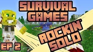 Rockin' Solo | Survival Games  #2
