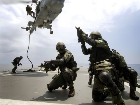 The Feared U S  Military Forces in 2014