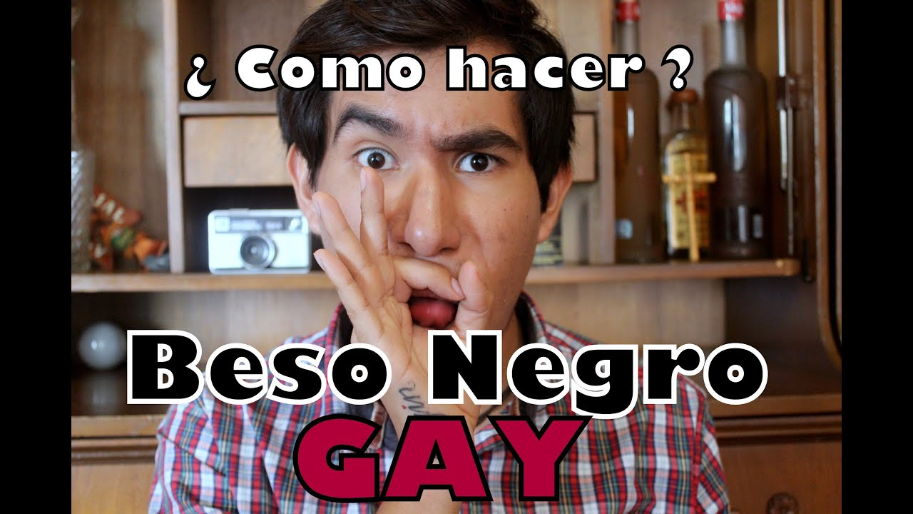 trasero negro Fraternidad gay
