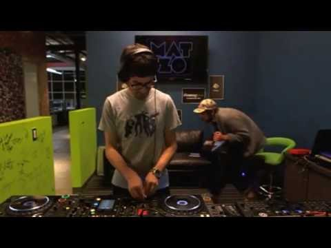 Mat Zo's full liveset at Beatport's Denver Office [08.07.12]