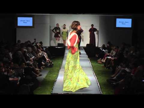 Moore College of Art & Design Fashion Show 2011 Senior Collections Part 2