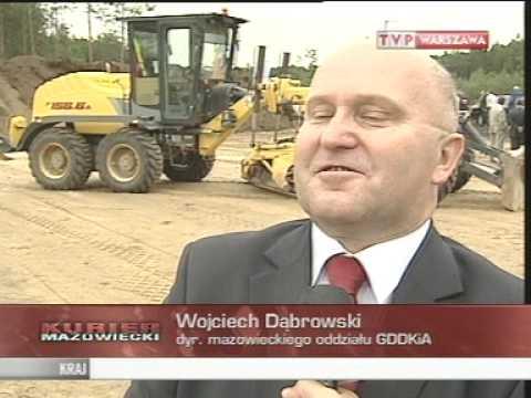 budowa obwodnicy Żyrardowa