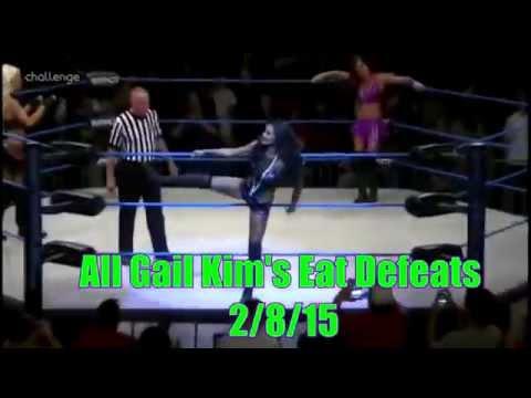 All TNA Gail Kim's Eat Defeat 2/8/15