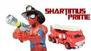 Marvel Select Amazing Spider-Man 2 Regular Spider-Man