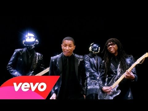 Daft Punk Ft. Pharrell Williams - Get Lucky (Extended Club Remix) #VideoRemixDJFuentes