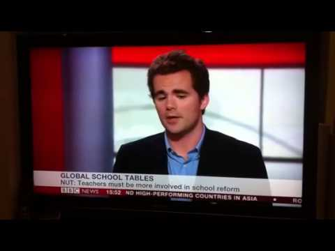 BBC news live private tutoring and PISA