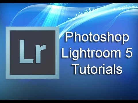 Lightroom 5 Tutorials : Split Toning