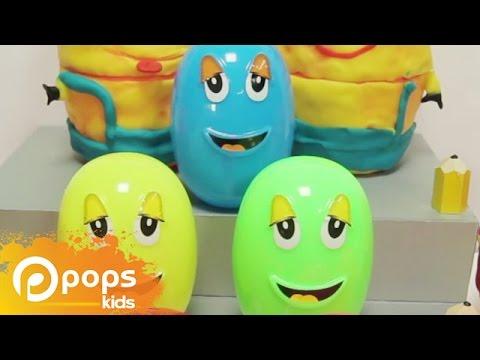 Đất Sét Biến Hình - Tò He Xì Trum - Smurf Play Doh Unboxing [Official]