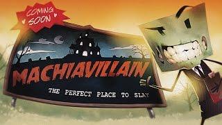 MachiaVillain - Bejelentés Trailer