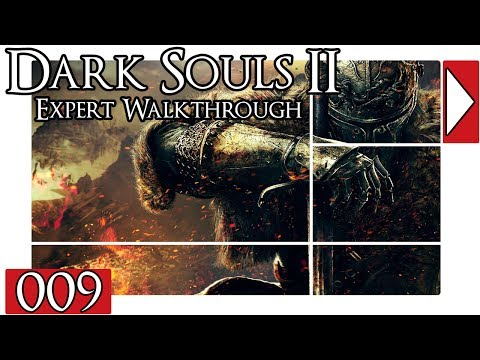 Dark Souls 2 Expert Walkthrough #9 - Finishing Up Huntsman's Copse!