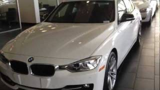 2012 BMW 335i F30 Walk Around (FULLY LOADED) videos
