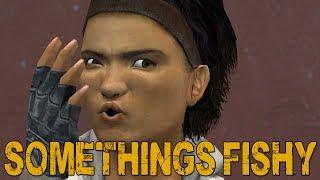 SOMETHING'S FISHY! (Prop Hunt)