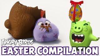 Angry Birds - Scény k veľkej noci