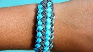 Rainbow Loom Nederlands Checkerboard Bracelet Loom Bands
