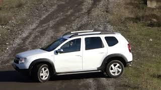Dacia Duster 2013 1.5 DCi inceleme türkçe